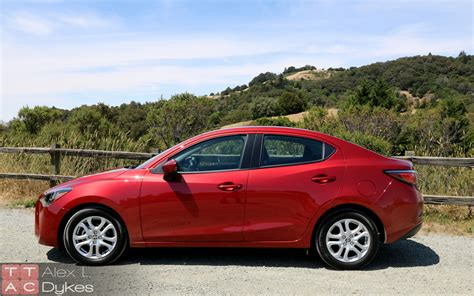 2016 Scion Ia Review by 2016 Scion Ia Exterior 003 The About Cars