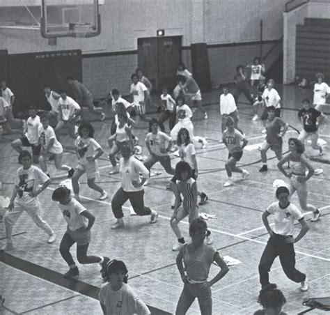 vintage etsu  exercise class  etsu archives