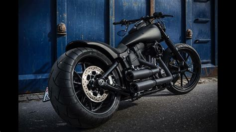 harley davidson breakout custom best custom of harley davidson breakout part 1