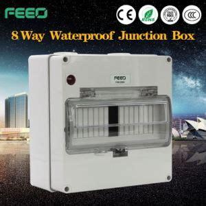 China Circuit Breaker Panel Box Plastic Weatherproof