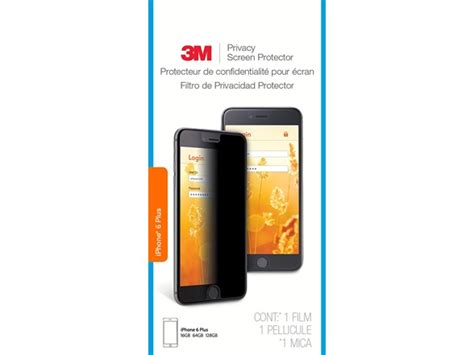 3m privacy screen protector for iphones
