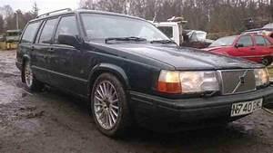 Volvo 1995 940 Se Turbo Green Hpt Drift Car  Car For Sale