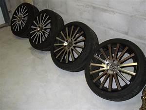 Pneu 18 Pouces : vendu 4 jantes alu 18 pouces pneus touranpassion ~ Farleysfitness.com Idées de Décoration