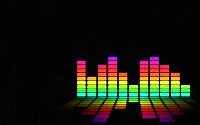 Dj Audio Spectrum Desktop Backgrounds Wallpapers Mobile