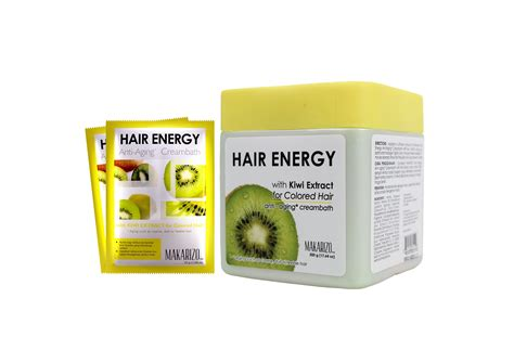 Harga Makarizo Hair Energy Creambath produk creambath hair energy untuk melembutkan rambut
