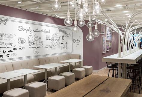 Restaurant Decor Inspired By Nature-interiorzine