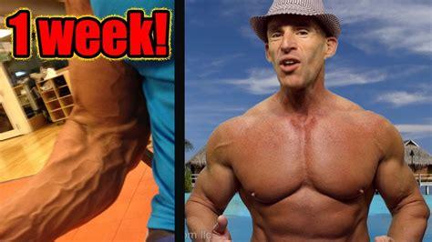 ripped  vascular    week youtube