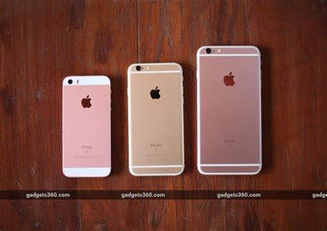 apple iphone se review a iphone se review ndtv gadgets360