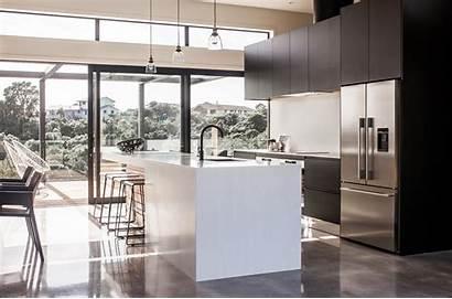 Cirrus Corian Kitchen Designer Solid Rowson Option