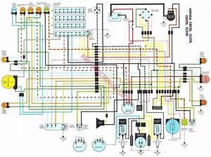 Wiring Diagram Honda Gl Pro Neotech
