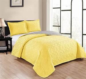 Woven, Trends, Bedding, 3, Piece, Park, Avenue, Quilt, Set