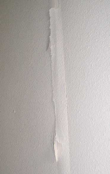 loose drywall tape repair  practical house painting guide