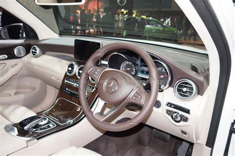 mercedes jeep 2016 interior mercedes benz glc class suv interior 6