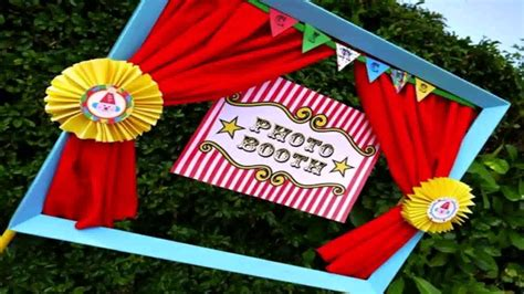 carnival theme party ideas decorations elitflat