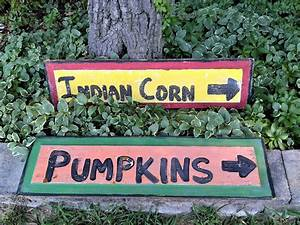 two, vintage, farm, signs