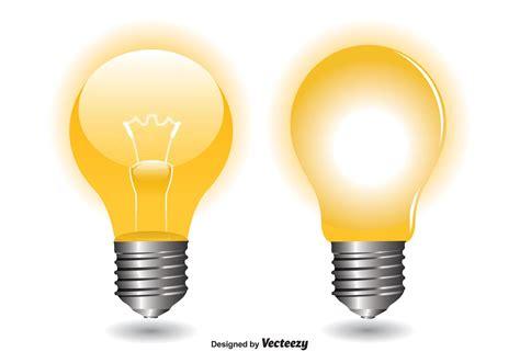light bulb vectors   vector art stock