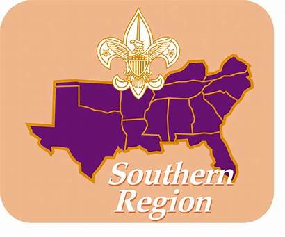 Southern Clipart Clip Color2 Regions Insignia Bsa