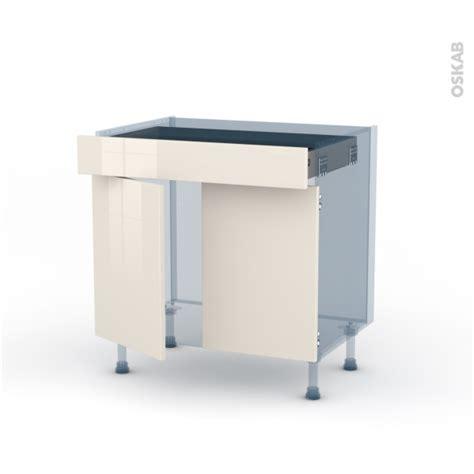 kit tiroir cuisine keria ivoire kit rénovation 18 meuble bas cuisine 2 portes