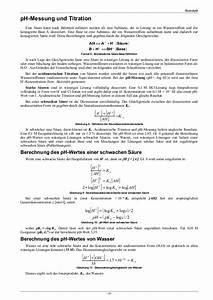 Ionenprodukt Berechnen : bioanalytik ~ Themetempest.com Abrechnung