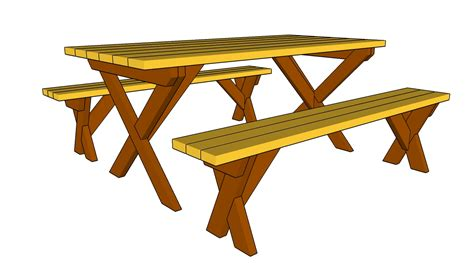 free picnic table plans picnic table images cliparts co