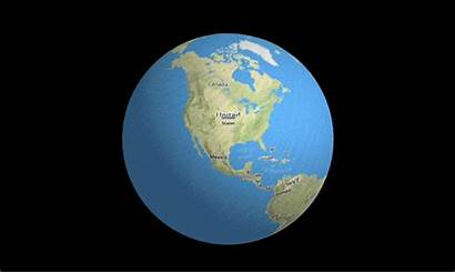 Globe Animated Giphy Loading Gifs Tweet Gifer