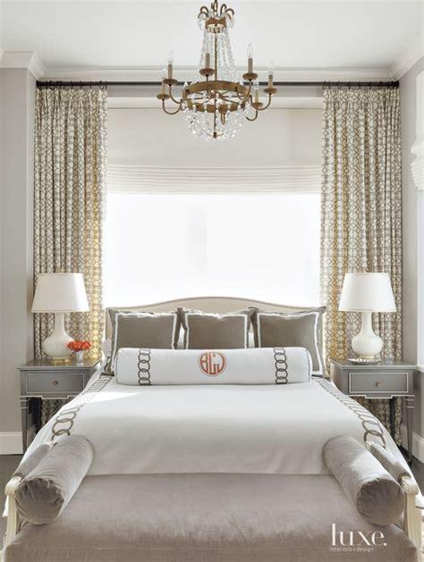 master bedroom custom bedding  leontine linens