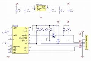 Lsm303d 3d Compass And Accelerometer Carrier With Voltage