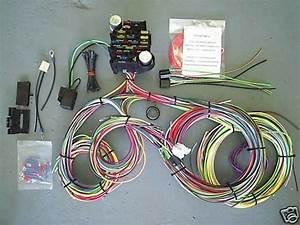 Ez Lock Wiring Diagram : ez wiring harness kit hotrod hotline ~ A.2002-acura-tl-radio.info Haus und Dekorationen