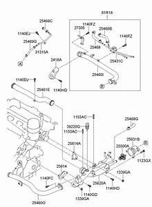 2013 Hyundai Genesis Coupe Housing Assembly