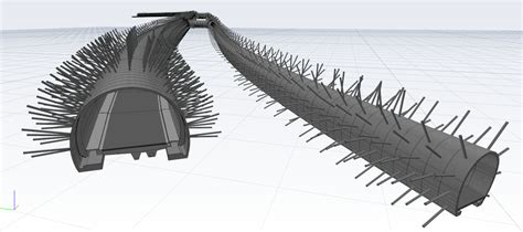 parametric bim tunnel design bimcommunity
