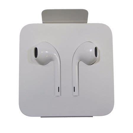 oem genuine apple earpods headset w lightning connector iphone x 8 7 mmtn2am a walmart