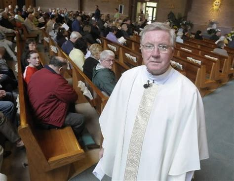 Rev James Scahill An Outspoken Critic Of The Catholic