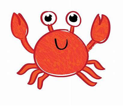 Crab Animated Hello Pinch Thursday Kem July