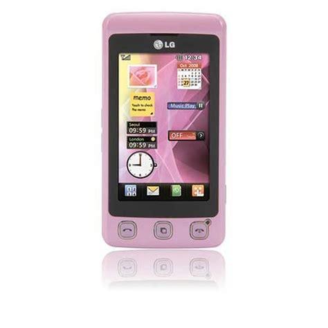 Lg Mobile Kp500 by Lg Kp500 Cookie Coloris Mobile Smartphone Lg