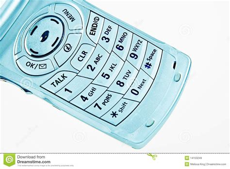 phone number pad cell phone number pad royalty free stock images image