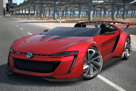 Volkswagen Gti Roadster Vision Gran Turismo Gran Turismo