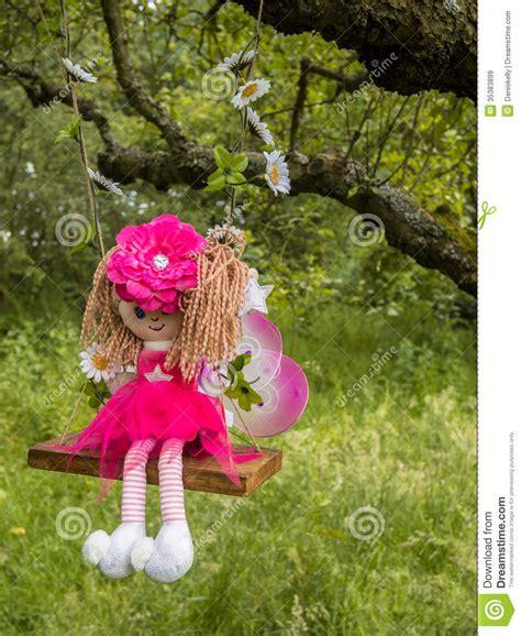 Woodland Fairy Doll Stock Image Image Of Female, Story