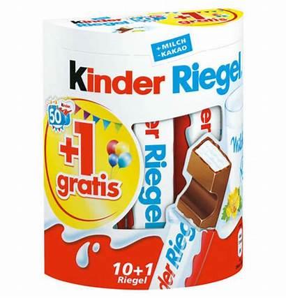 Kinder Riegel Ferrero Gratis 231g
