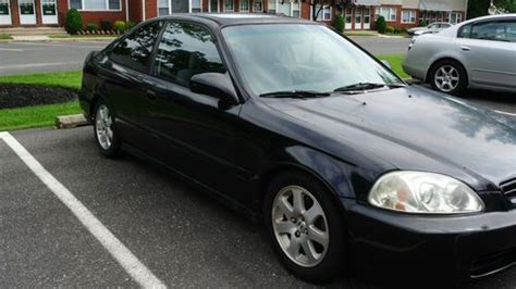 buy used 1997 honda civic ex coupe 2 door 1 6l honda civic