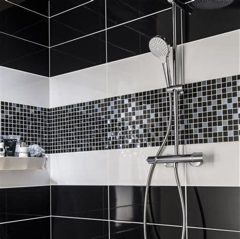 carrelage salle de bain noir brillant salle de bain carrelage noir brillant salle de bain salle de bains