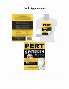 Download  Pert Secrets Study Guide  Pert Test Review For