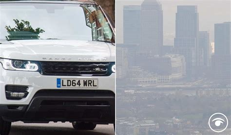 Chelsea tractors? Two-thirds of most-polluting SUVs ...
