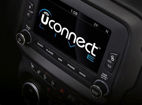 U Connect Chrysler by Fiat Chrysler