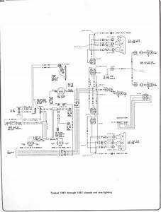 1986 Chevrolet K10 Wiring Diagram : 81 87 chass rr light on 1986 chevy truck wiring diagram ~ A.2002-acura-tl-radio.info Haus und Dekorationen