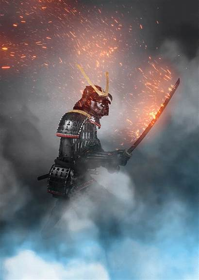 Photoshop Animated Action Fire Smoke Embers Effects