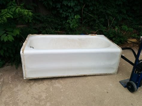 Standard Bathtubs For Sale by 1928 Vintage 5 Alcove Bathtub