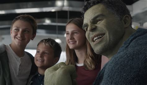 Hulk Out With This Official Professor Clip From