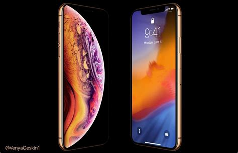 leaked apple iphone xs looks gorgeous in the gold shade ibtimes india