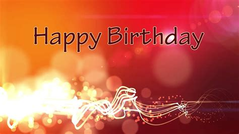 Happy Birthday Backgrounds by Happy Birthday Motion Graphics Background Flying Lines