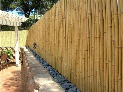 Bamboo Garden Fence Design garden fence ideas gardening flowers 101 gardening